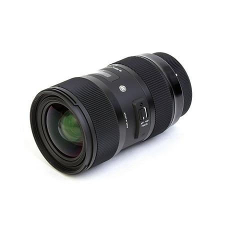 Sigma 210205 18-35mm F1.8 DC HSM Lens for Sony APS-C DSLRs