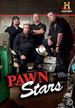 Pawn Stars: Volume Four (DVD) by A&E Home Video