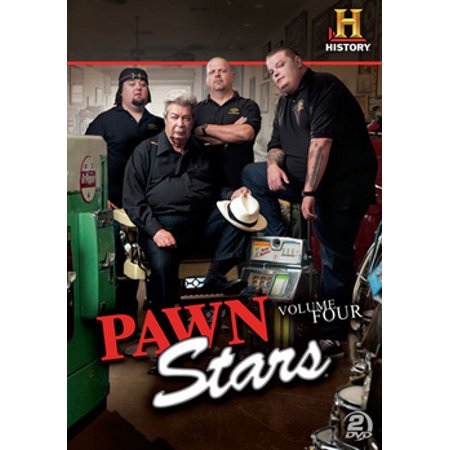 Pawn Stars: Volume Four (DVD)