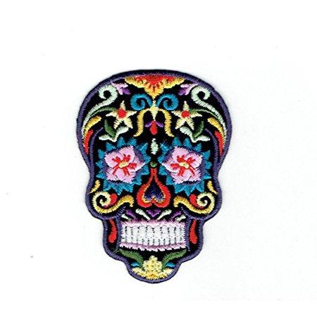 Black sugar skull pink flower eyes day of the dead dia de los black sugar skull pink flower eyes day of the dead dia de los mightylinksfo