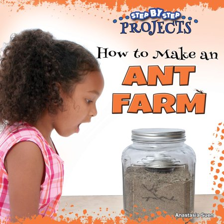 How to Make an Ant Farm - eBook - Halloween Ant Farm Songs