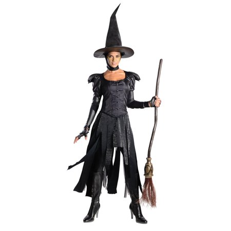 Oz the Great and Powerful Deluxe Wicked Witch of the West Adult Halloween Costume - Theodora Oz The Great And Powerful Costume