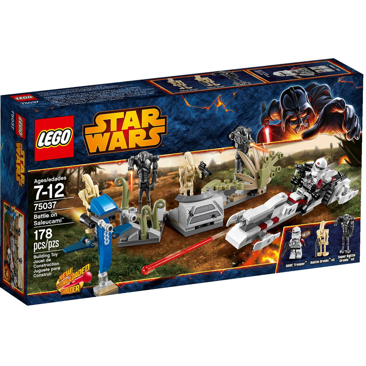 Nov 10, · In addition to all the LEGO bricks needed to construct the ship, this set includes six iconic Star Wars figures and weapons like blaster pistols and bowcasters. The LEGO Star Wars Millennium Falcon is a must-have for Star Wars fans, and it makes a perfect companion to .