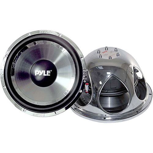 "Pyle Chopper Series 10"" 1400W DVC Subwoofer"