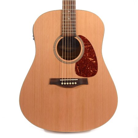 Seagull S6 Classic Dreadnought Acoustic-Electric Guitar Natural With B-Band