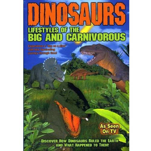 Dinosaurs - Lifestyles Of The Big And Carnivorous (Full Frame)