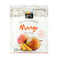 Pack of 3 - Freeze Dried Mango Slices, 1.2 oz
