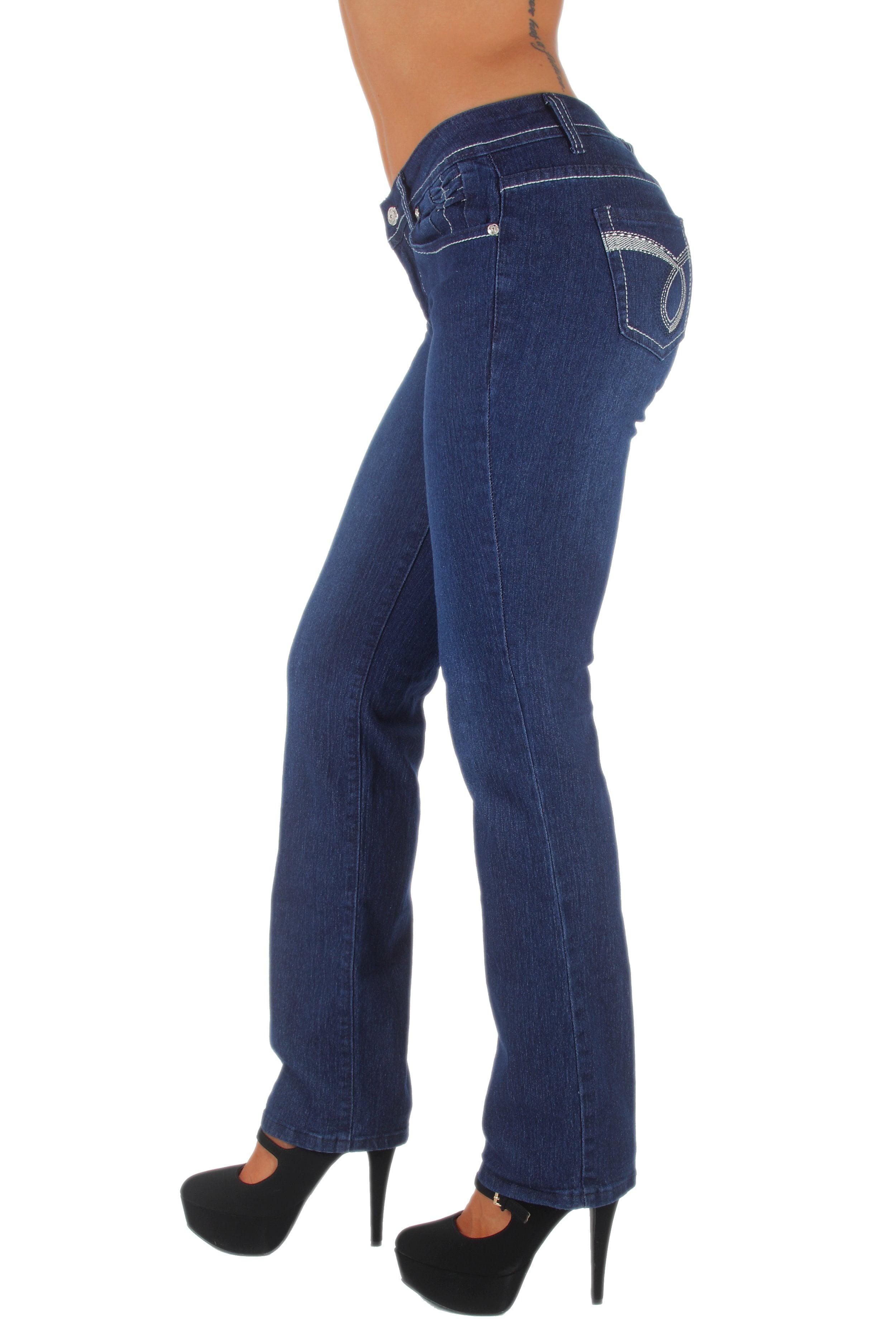 Style WG0010BTP  Plus Size, Classic 5 Pockets, Boot Leg Jeans