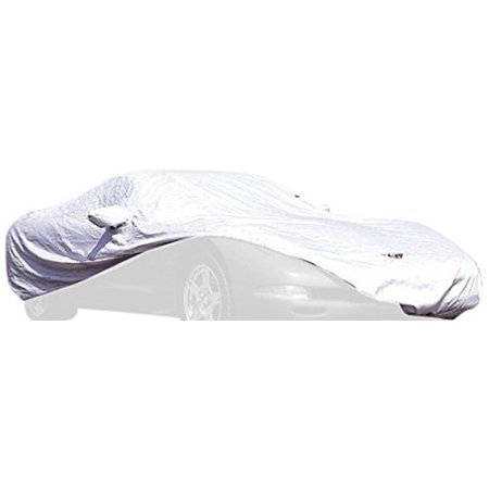 Designer Mat Intro-Guard Car Cover with C5, Z06 Emblem for 1997-2004 Corvette models (C5 Logo)