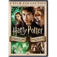 Harry Potter and the Order of Phoenix / Harry Potter and the Half-Blood Prince (DVD)