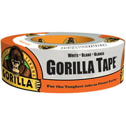 Gorilla White Tape, 30 yd Roll