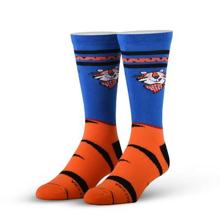 Cool Socks Tony the Tiger Knit Socks, 6-13