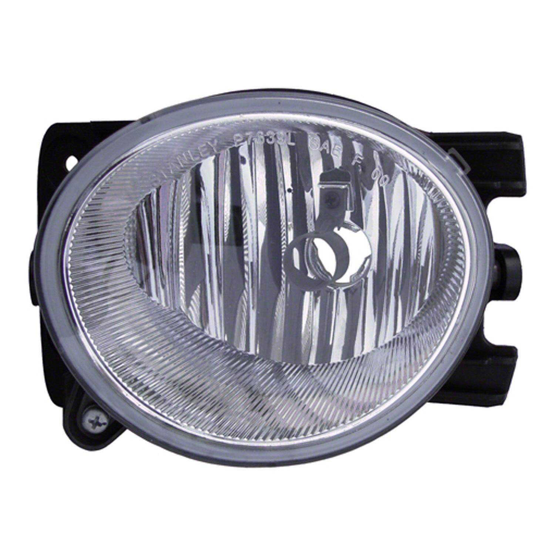2009-2011 Honda Pilot  Aftermarket Driver Side Front Fog Lamp Lens and Housing 33951SZA305-V