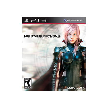 Final Fantasy XIII Lightning Returns, Square Enix, PlayStation 3, 662248913025 (Final Fantasy 13 Halloween)
