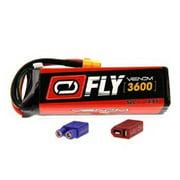 Venom Fly 50C 4S 3600mAh 14.8V LiPO Battery with Universal 2.0 Plug
