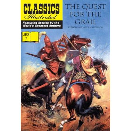 The Quest for the Grail JES 7 - eBook - Walmart com
