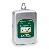EXTECH 42270 Data Logger,Temperature and Humidity
