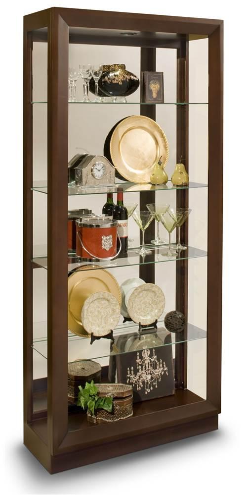 Kirkland I Open Curio Cabinet