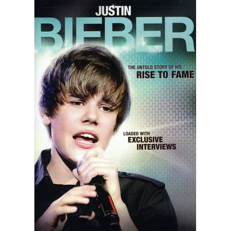 Justin Bieber: A Rise to Fame (DVD) - Justin Bieber No Halloween 2017
