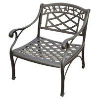 Crosley Sedona Cast Aluminum Club Chair