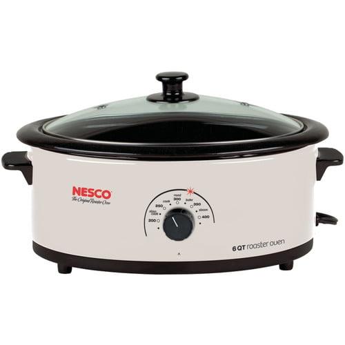 Nesco 6-Quart Nonstick Roaster Oven