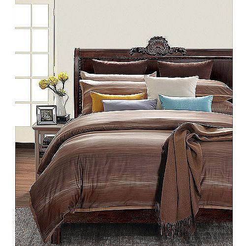EverRouge Sahara Sun 300-Thread-Count 7-Piece Bedding Duvet Set