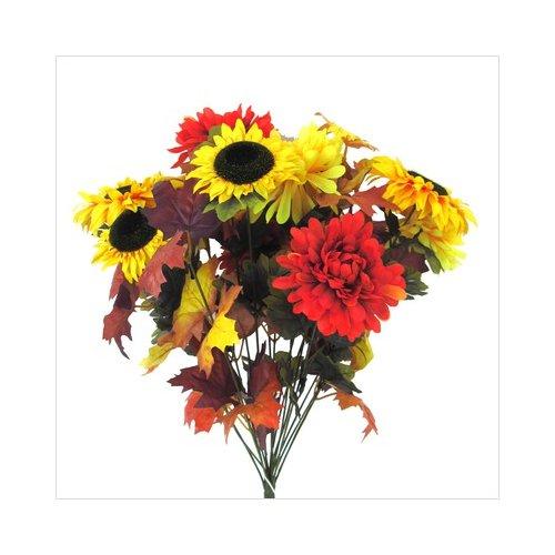 Atticks Inc. Mum / Sunflower / Leaf Bush