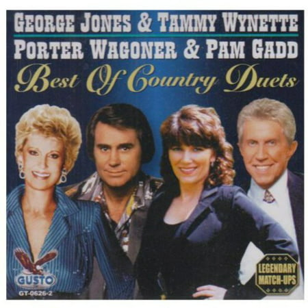 Best of Country Duets (CD)