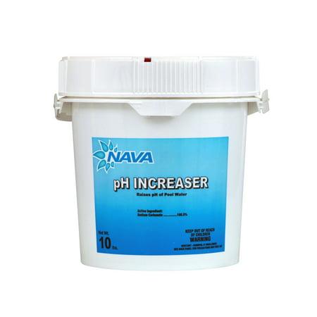 Ph Increaser - Nava pH Increaser - 10 lb. Bucket