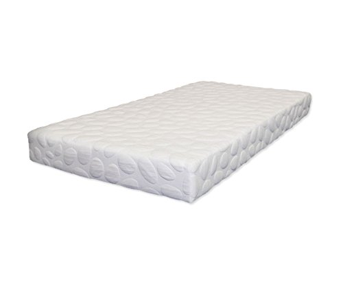 Pebble Certi-Pur Non Toxic Foam and Natural Latex Twin Mattress - Walmart.com
