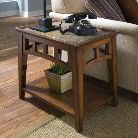 Millwood Pines Veloz End Table