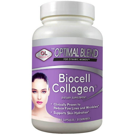 Olympian Labs Optimal Blend Biocell Complex  1G 60Ct