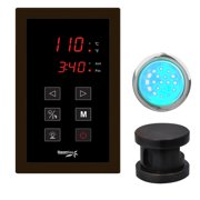 Steam Spa SteamSpa Indulgence Touch Panel Control Kit