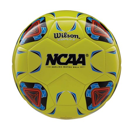 Wilson NCAA Copia II Soccer Ball, Multiple Sizes