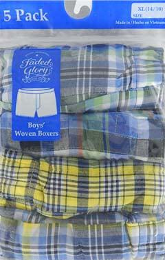 Boys Fashion Boxer