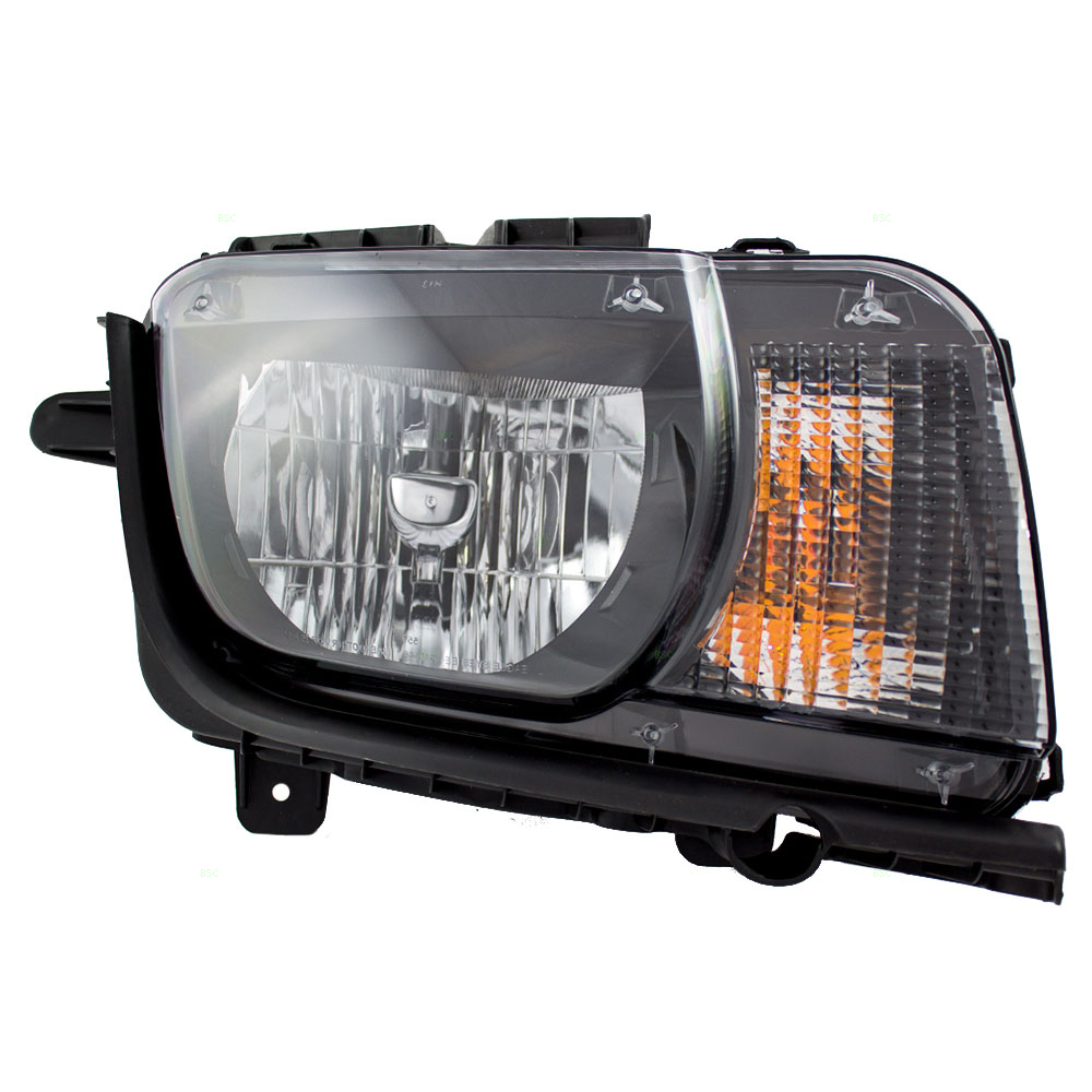 Passengers Halogen Headlight Headlamp Replacement for Chevrolet 22959918