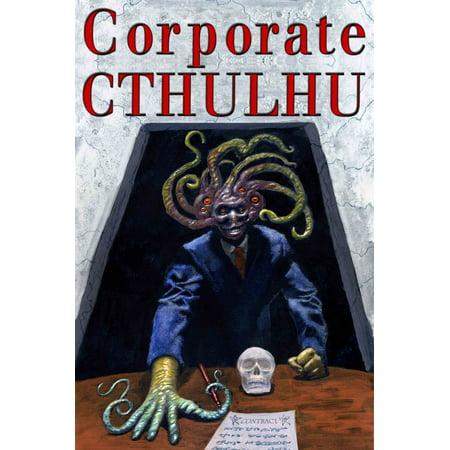Corporate Cthulhu - eBook (Nicholas Gordon Halloween)