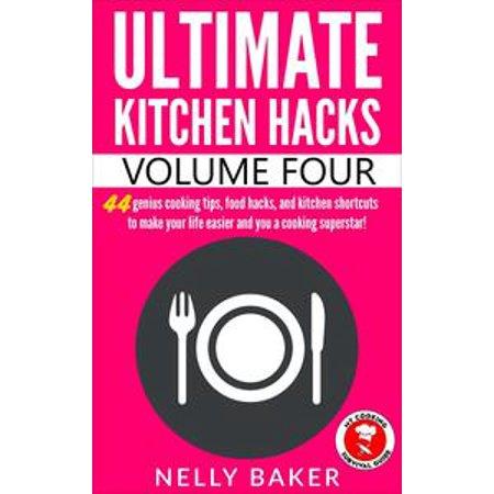 Hack Gu Vol 2 (Ultimate Kitchen Hacks - Volume 4 -)