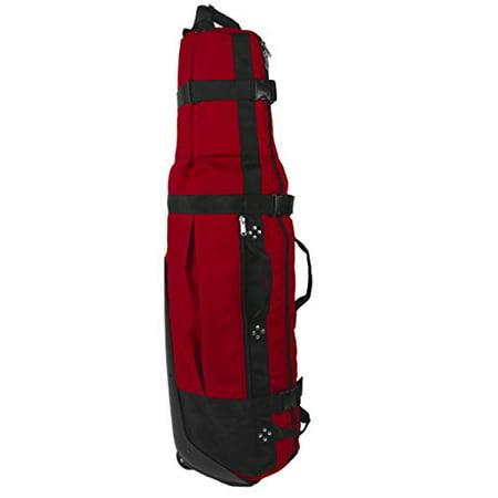 Club Glove Last Bag Collegiate Golf Travel Cover Red