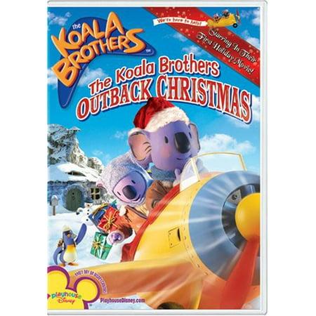 The Koala Brothers Outback Christmas - Koala Brothers Names
