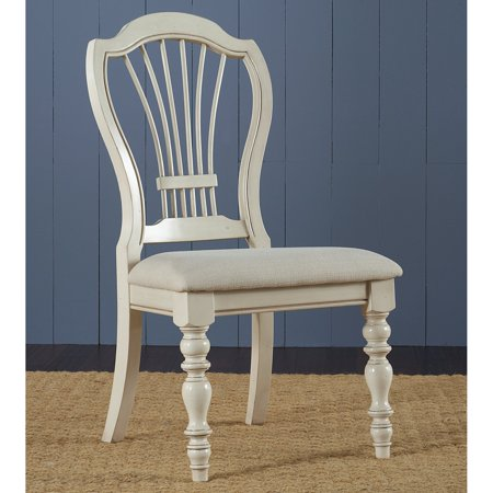 Hillsdale Pine Island Wheat Back Side Chair - Set of 2 ()