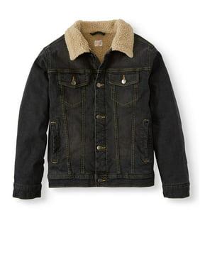 Wonder Nation Denim Trucker Jacket (Little Boys, Big Boys, & Husky)