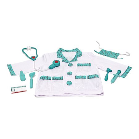 Children's Melissa & Doug Doctor Role Play Costume Set