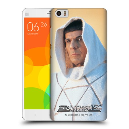 Official Star Trek Spock The Voyage Home Tos Hard Back Case For Xiaomi Phones