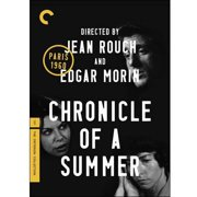 Chronicle Of A Summer (French) (Criterion Collection) (Full Frame) by CRITERION