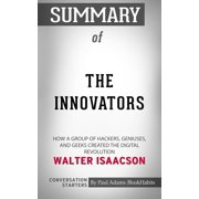 Summary of The Innovators - eBook
