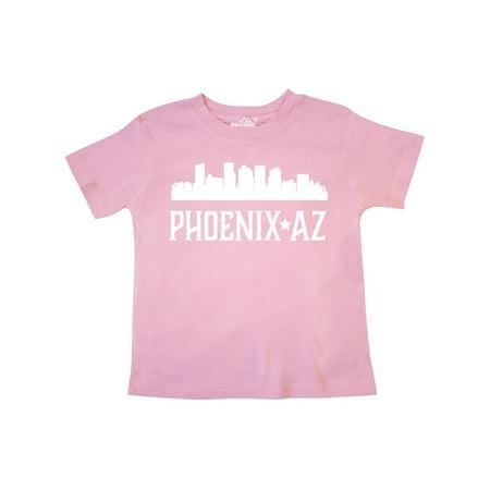 Phoenix Arizona Skyline AZ Cities Toddler T-Shirt - Party City Phoenix Az
