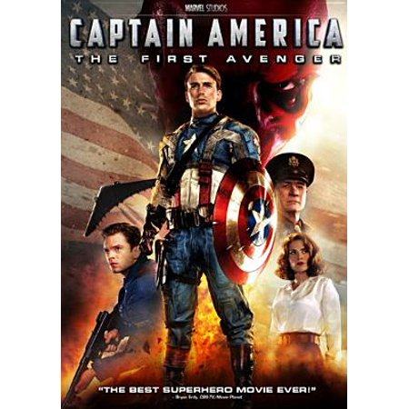 Captain America: The First Avenger (DVD) - 1990 Captain America Movie