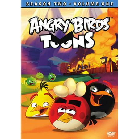 Angry Birds Toons: Season 2, Volume 1 (DVD) (Angry Birds Seasons 2-13 Halloween)