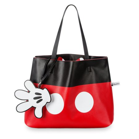 Disney Parks I Am Mickey Mouse Reversible Tote Bag New with Tags - Disney Totes